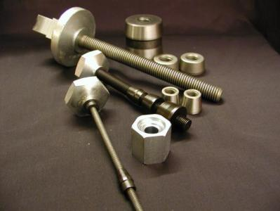 Selection Of Tools Produced For Drawlock System